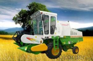 Shifeng golden Eagle Superman combine harvester
