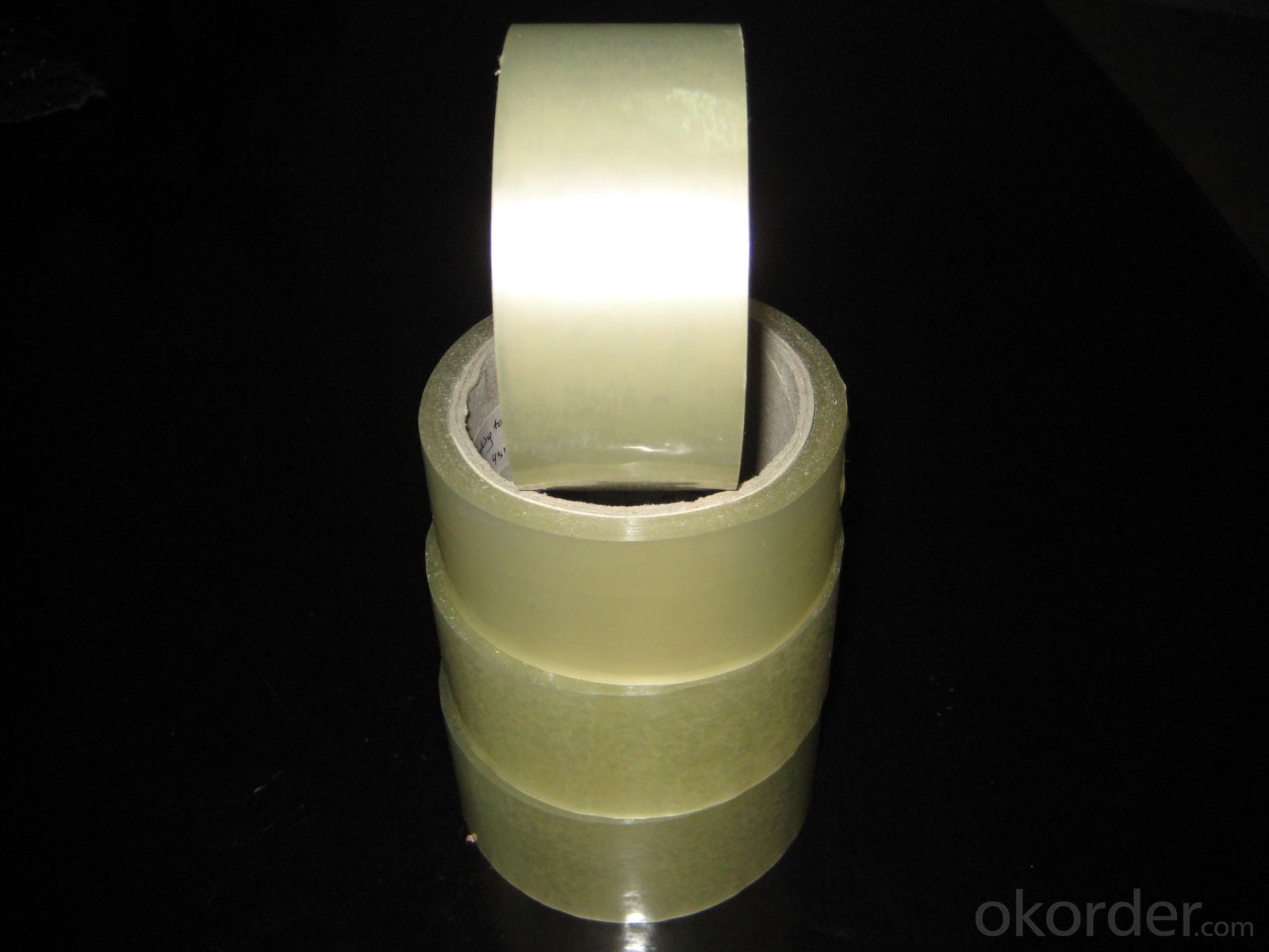OPP Packing Tapes with Low and Medium Adhesion