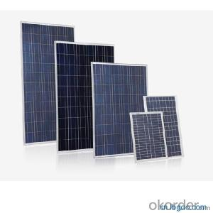 Solar Panel 330W in China with High Quality