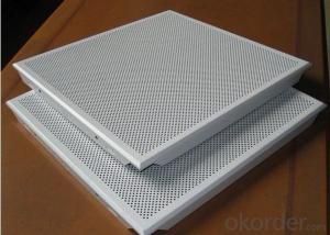 Aluminum Ceiling Panels for Interior Decoration