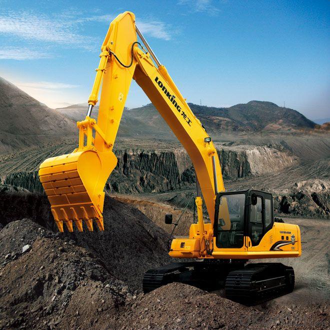 LONKING Brand Hydraulic Excavator CDM6240