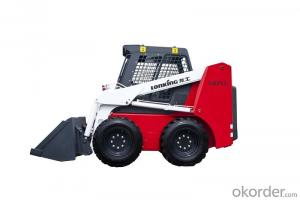 LONKING Brand Skid Steer Loader CDM312(2)  with 1230Kg Rated Load