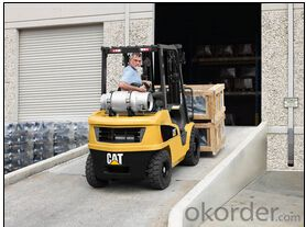 heart-of-the-line forklifts GP15N/GP35N ,10,400 more loads per year