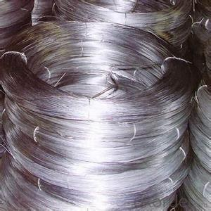 Galvanized steel close edge wire from CNBM