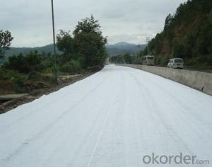 PP Woven Geotextile for Road and Highway Construction