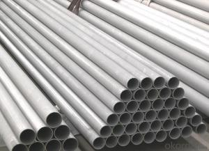 Austenitic Seamless Steel Pipe 316L 00Cr17Ni14Mo2