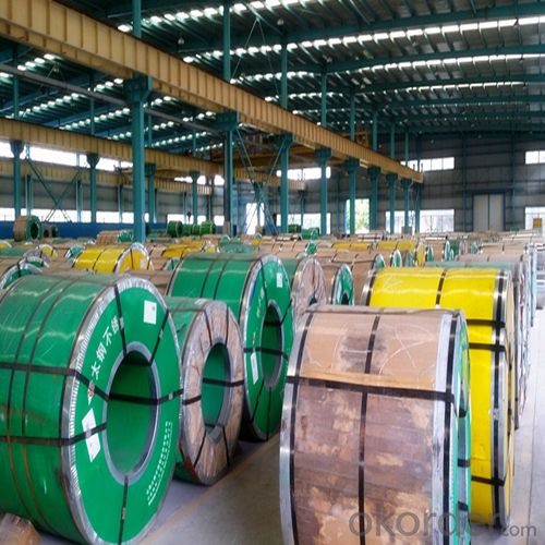 Hot Rolled Stainless Steel Coil 410 Grade: 400 Series JIS