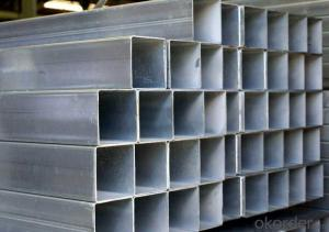 Square Steel Pipe from Okorder in China CNBM