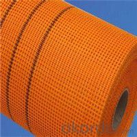 Fiberglass Mesh Reinforcing Wall of Building