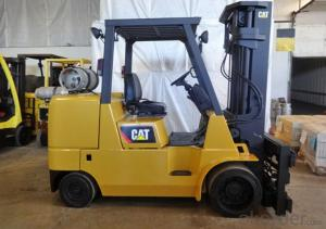 lift trucks  GC35K-GC70K STR Series provides maximum performance