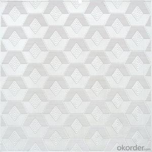 Gypsum Board Ceiling Tiles for Decoration Use