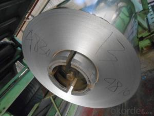 Hot Dip Galvanized Steel Coil with High Quality