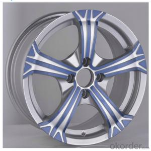 Alloy Wheel Car Rim for Aftermarket 15inch