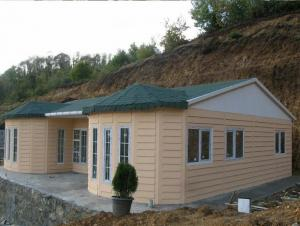 Sandwich Panel House from China with Very Good Price