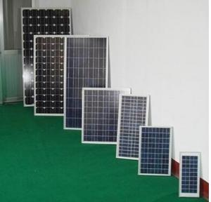 Polycrystalline Silicon Solar Modules 48Cell-190W