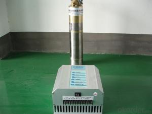 DC/AC Solar Water Submersible Pump Systems