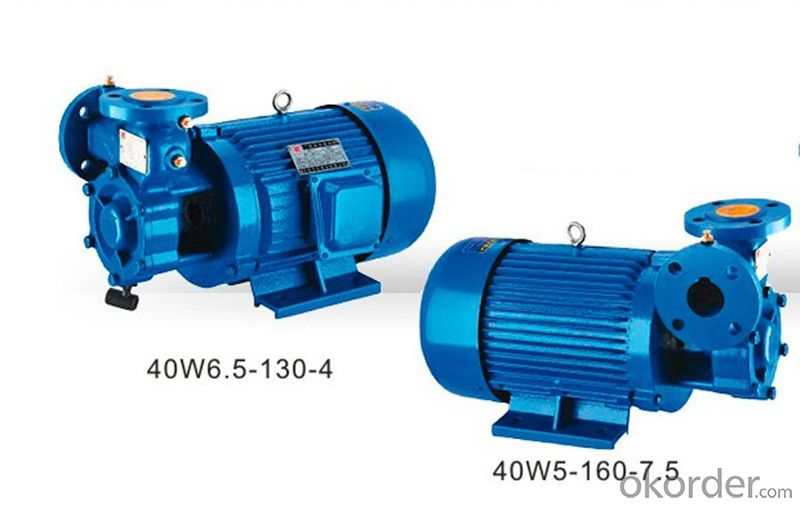 Marine Horizontal Self-priming Centrifugal Surface Pumps