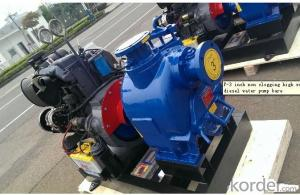 Centrifugal Water Pump with Diesel Engine for Agriculture