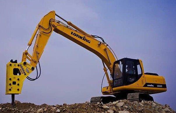 LONKING Brand Hydraulic Excavator CDM6385H