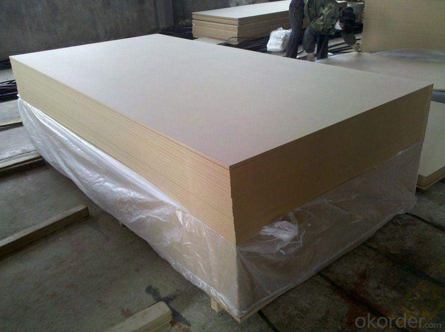 Plain MDF Board 17MM Thickness E2 Grade
