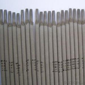 Welding Electrodes for Carbon Steel E6013/J421in China Hot Sale