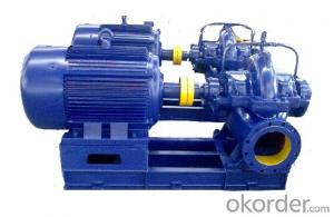 Hot Oil Circulation Pump with High Temperature