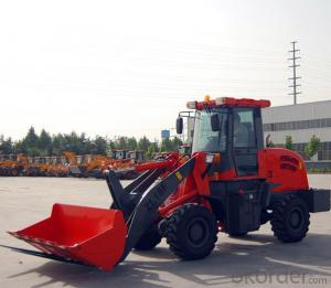 New product ZL18F mini tractor loader made in China for sale low price with CE