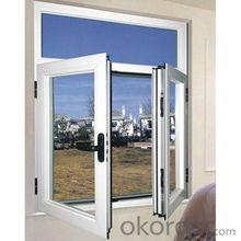 Aluminum Window and Door with Triple Pane Manufacturer