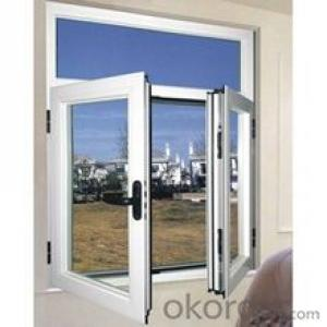 Pvc Sliding Window with Double Glass and Low E glass  Manufacturer