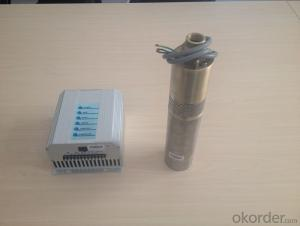 DC/AC Solar Water Submersible Pumps SHP/SPA