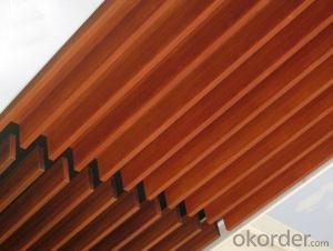 Aluminum Ceiling Panels in Different Colors