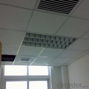 Mineral Fiber False Ceiling Tiles for Decoration