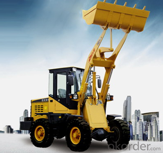 WHEEL LOADER SERIE - CMAX 409 DIESEL MODEL