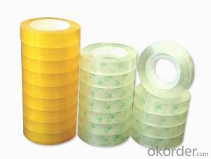 OPP Packing Tapes with High Tensile Strength