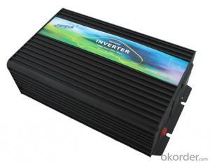 Portable Pure Sine Wave Inverter Model IMP600P