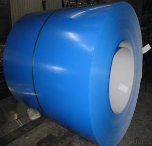 Color Coated Galvanized Steel in Coils, Prime Quality