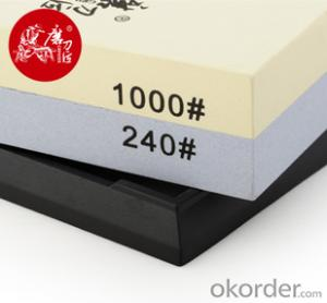 Double-Sided Oil Stone 240#1000# Fine/Coarse Sharpening Tools