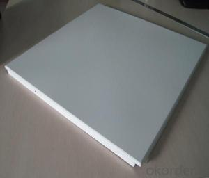 Aluminum Ceiling Panel with Different Designs