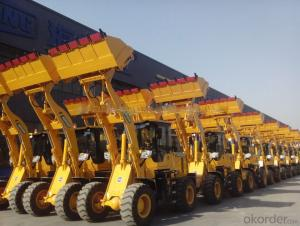 mini wheel loader/Haihong CTX 910 wheel loader