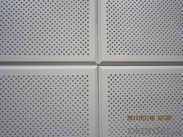 Aluminum Ceiling Panels with Goods Prices