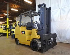 electric cushion tire lift trucks,4,500-6,500 lb. Series