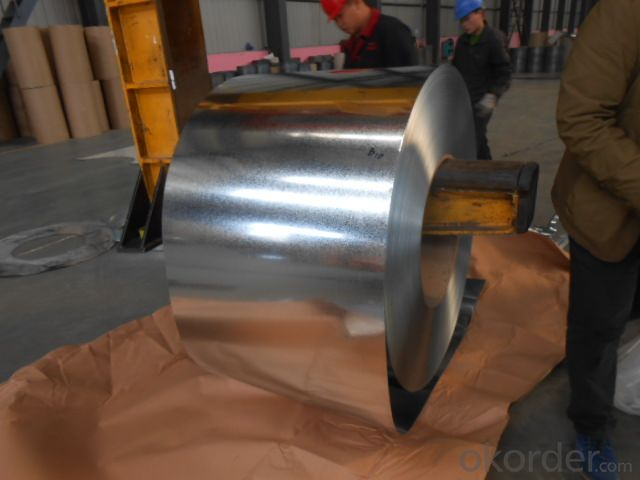 HDGI Hot Dipped Galvanized Steel Coils /Sheets / Strips HDGI