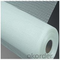 Fiberglass Mesh Used to Reinforce Coating