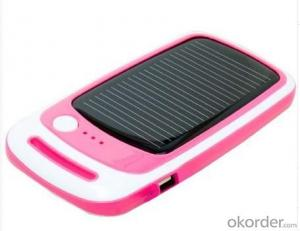 Mini Solar Phone Chargers 1500mah for Iphone