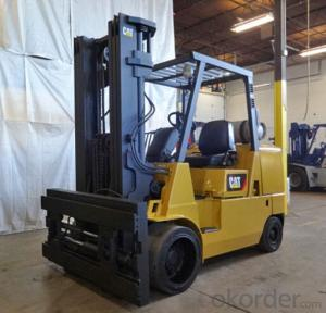 Forklift  2EPC5000-2EP6500 Series of 80-volt four-wheel electric pneumatic tire lift trucks