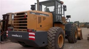 LONKING Brand Wheel Loader CDM856(4) with 3.0CBM Bucket