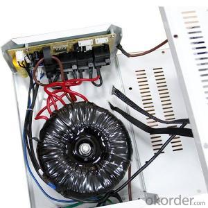 Voltage Regulator/ Home SVC Wall Mount 3000Va 220V AC Voltage Regulator