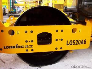 LONKING Brand Single Drum Road Roller CDM516B