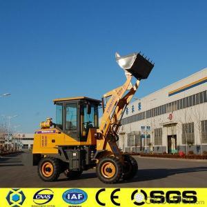 weifang 1.5 ton mini loader with joystick