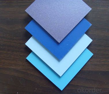 Prepainted Aluminum Sheet High Quality and Good Price